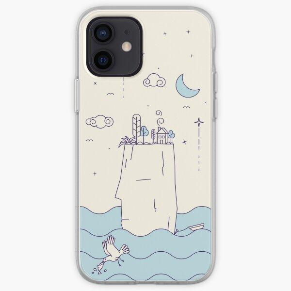 Peaceful Island iPhone Soft Case