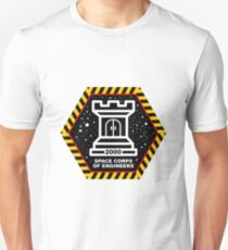 Space Cops of Engineers T-Shirt