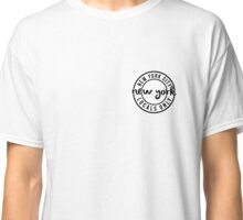 New York Locals Only - White Classic T-Shirt