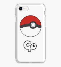Pokemon Go - Go iPhone Case/Skin