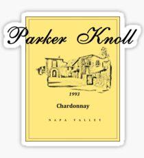 Parker Knoll x The Parent Trap Sticker