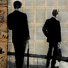 the wait by Loui  Jover