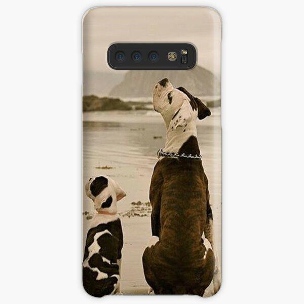 Hunde Samsung Galaxy Leichte Hülle