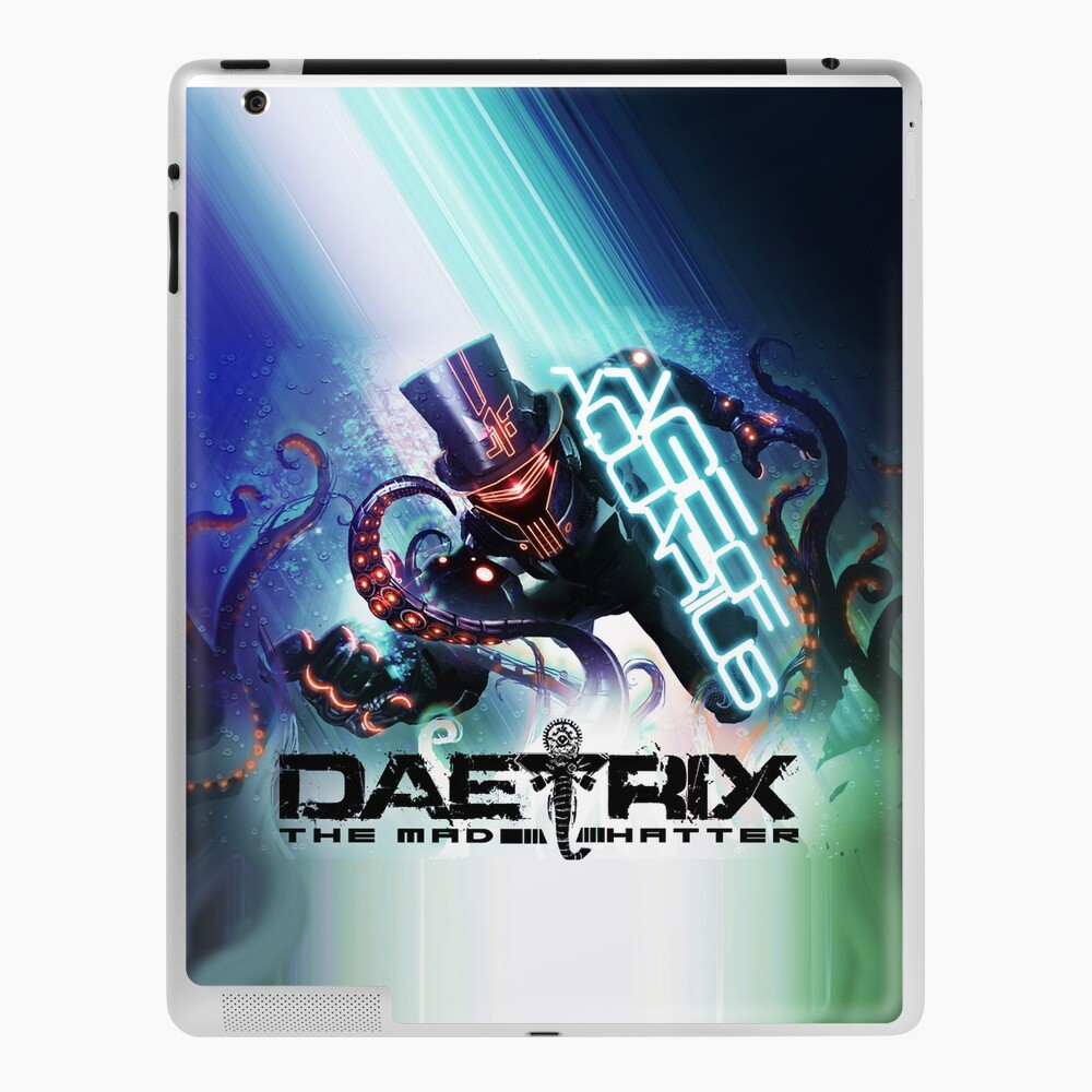 DAETRIX - AGE OF AQUARIOUS iPad Case & Skin