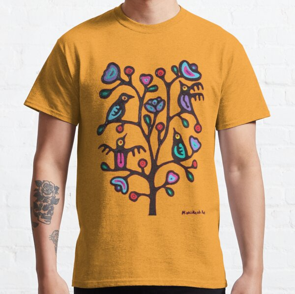 flowers and birds 2017 Classic T-Shirt