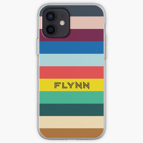 Flynn Cell Phone Cases iPhone Soft Case