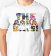 another aquabats design T-Shirt