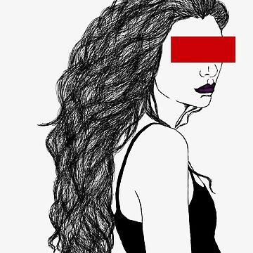 Eraserheading. by jfernandez