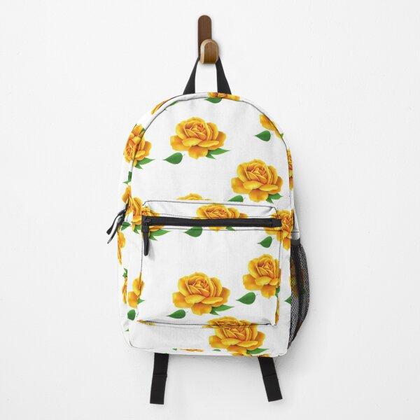 Pretty orange roses  Backpack