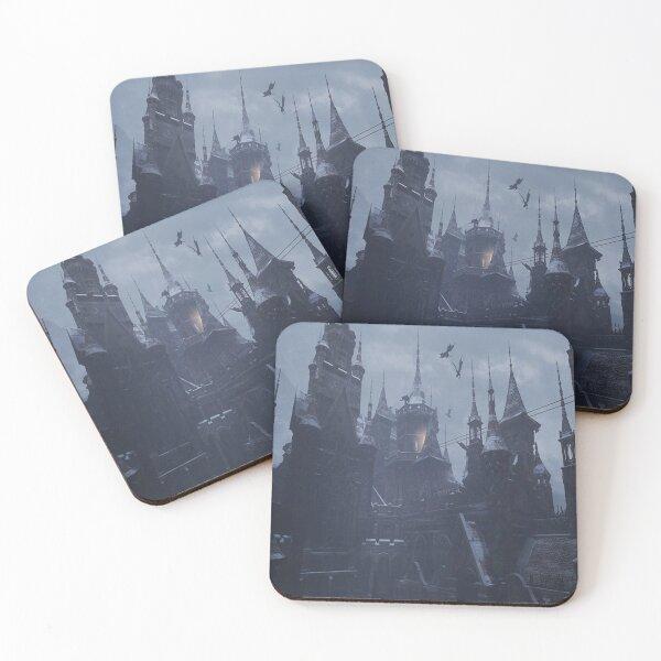 Resident Evil Village C 36 Coasters (Set of 4)
