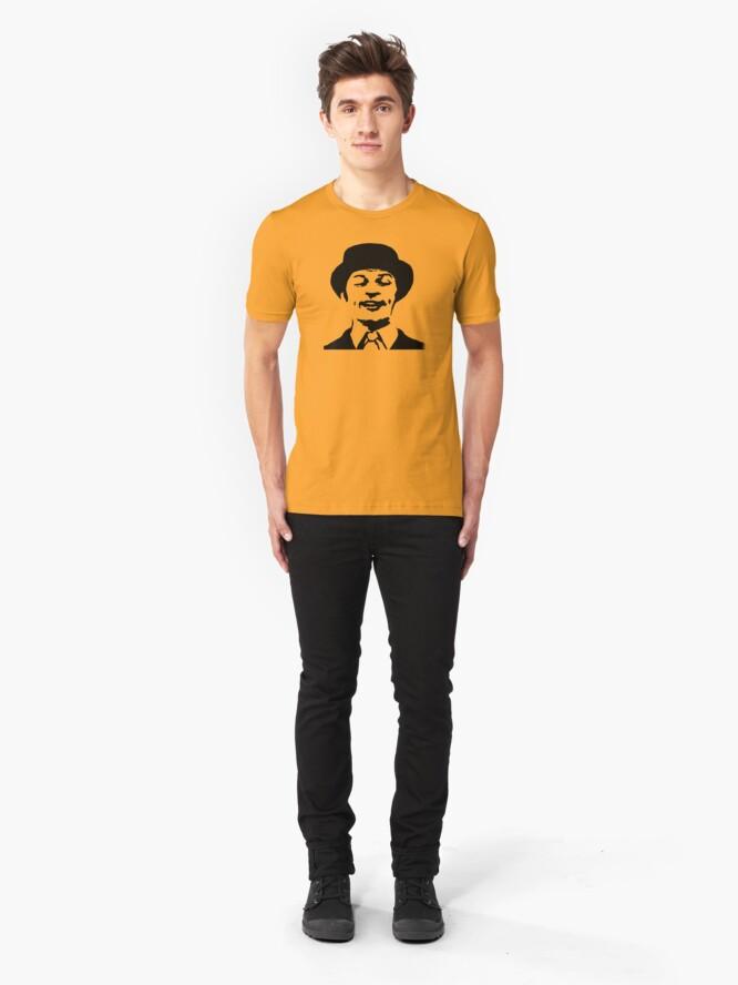 Alternate view of Graham Chapman - Stencil Slim Fit T-Shirt