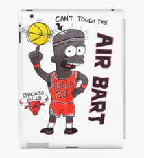 AIR BART CHICAGO BULLS iPad Case/Skin