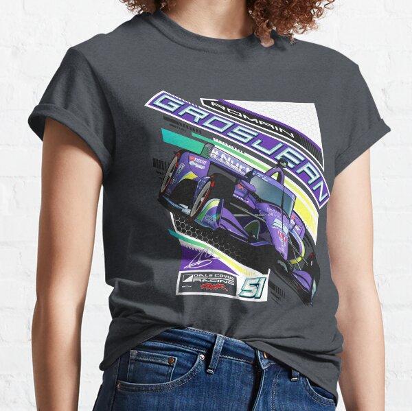 IndyCar - #51 Grosjean Classic T-Shirt