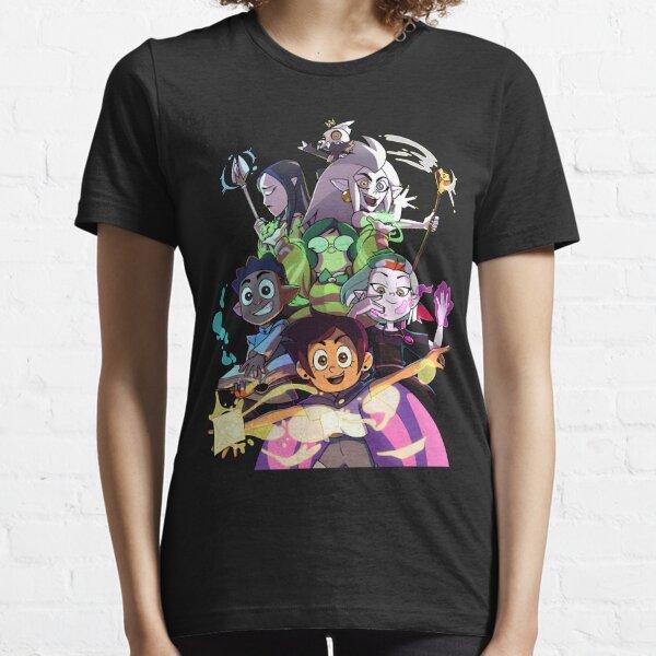 Colores de la magia - Versión 2 Camiseta esencial