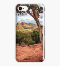 A Tree In Sedona iPhone Case/Skin