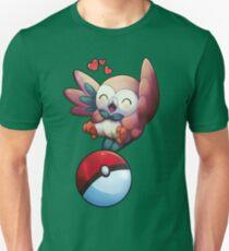 Rowlet Pokemon Sun and Moon T-Shirt