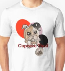 Cupcake Thief Unisex T-Shirt