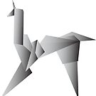 Gaff's Origami Unicorn by ssan