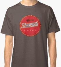 Stearman Vintage Aircraft Classic T-Shirt