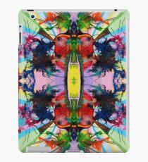 Abstract Fractal Mandala Design iPad Case/Skin