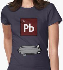 Lead Zeppelin Women's Fitted T-Shirt