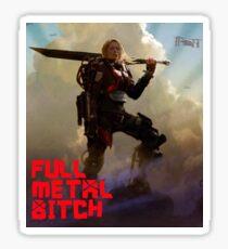 Edge of Tomorrow - Full Metal B Sticker