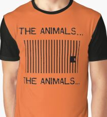The Animals… (Orange Is the New Black) Graphic T-Shirt