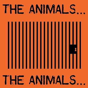The Animals… (Orange Is the New Black) by JimmysBook