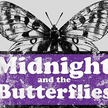 Midnight and the Butterflies by MediocrePastime