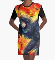 Howl Graphic T-Shirt Dress