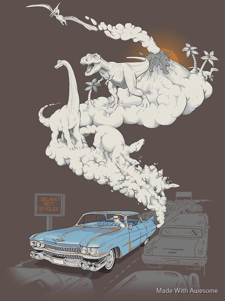 TShirtGifter presents: Fossils Refueled | Unisex T-Shirt