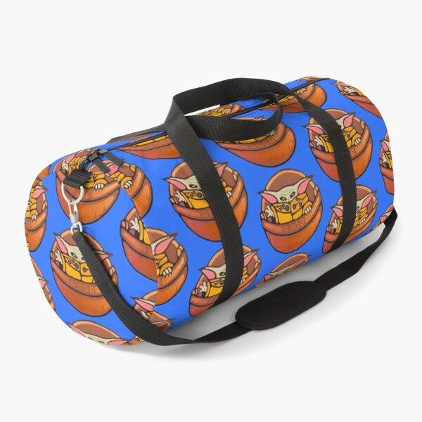 Copper Yodenhs Duffle Bag