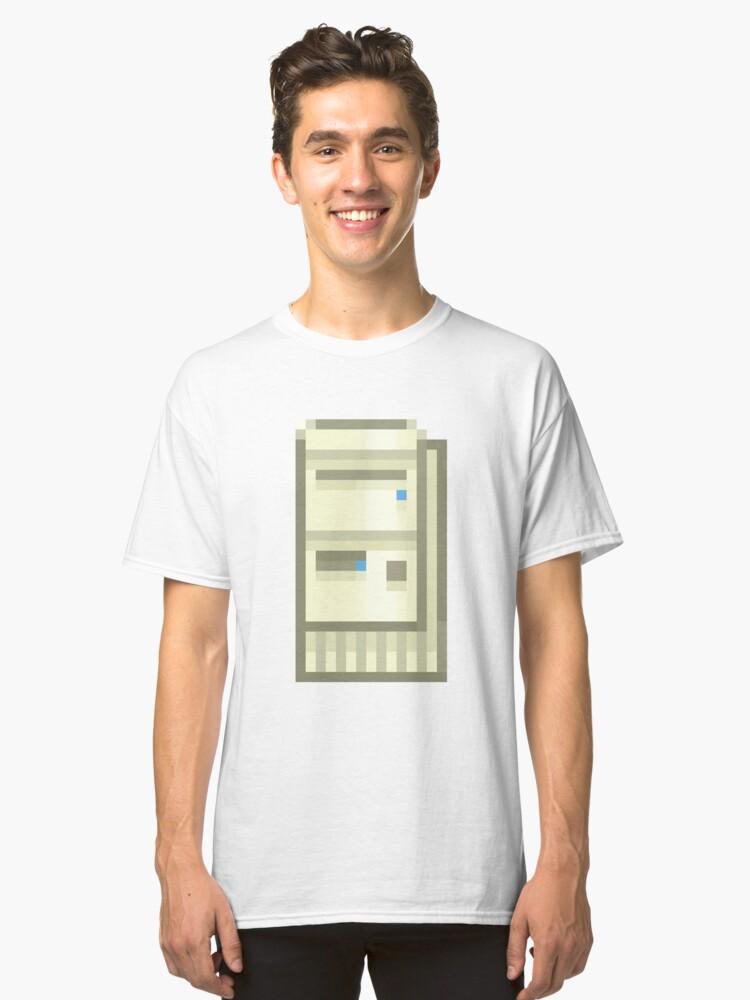 Pixel IBM Aptiva Classic T-Shirt Front