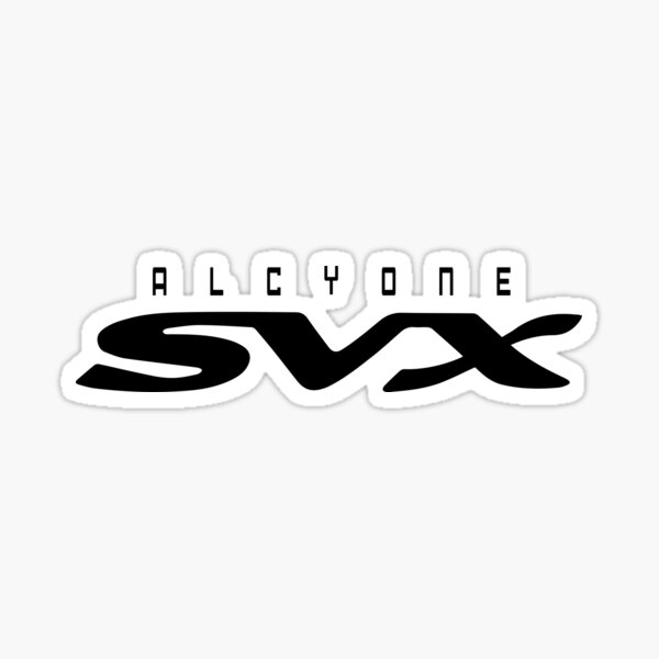 SVXNATION Alcyone Svx  Sticker