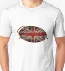 Classic British Motorcycle Design T-Shirt