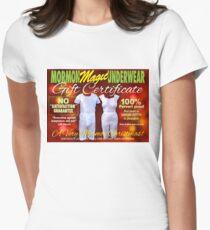 Mormon Underwear - X-Mas Gift Certificate! T-Shirt