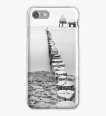 Baltic Sea, Zingst, Germany iPhone Case/Skin