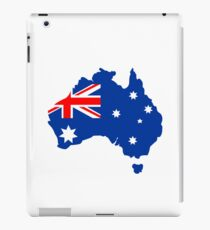 Map of Australia iPad Case/Skin