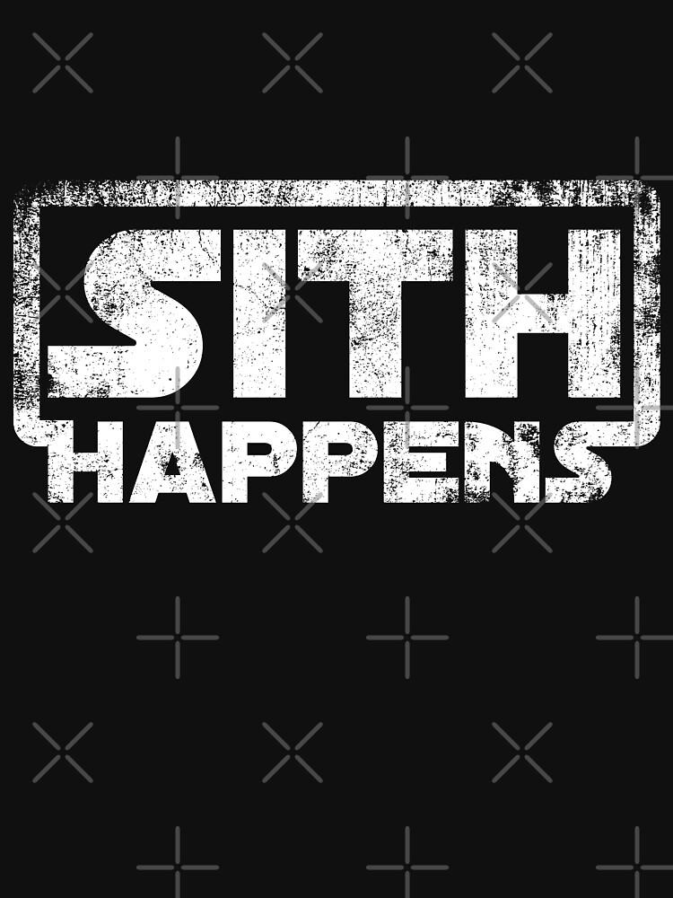 Sith happens | Unisex T-Shirt