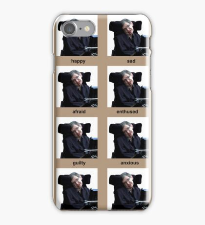 Spacetime Fluctuations iPhone Case/Skin