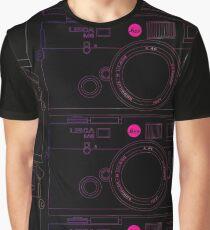 M6 Leica Graphic T-Shirt