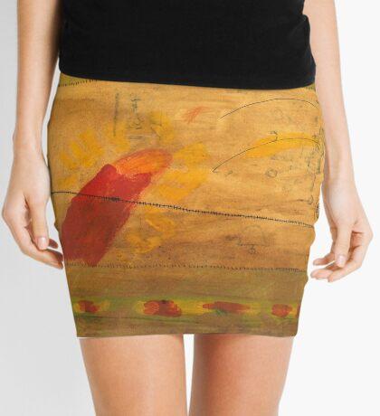Before The Hour of Lights Mini Skirt