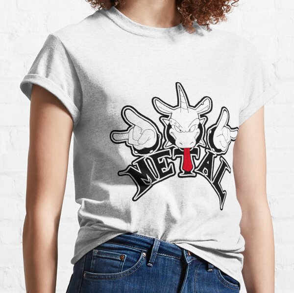 Metal Unicorn Classic T-Shirt
