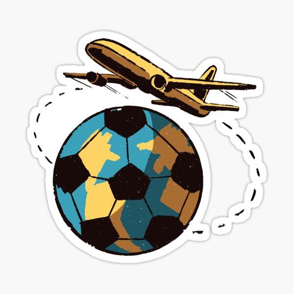 TRAVEL FOOTBALL Sticker