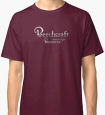 Beechcraft Bonanza Aircraft USA Classic T-Shirt