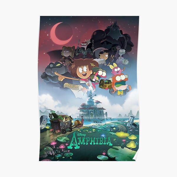 Amphibia: Season 2 Poster