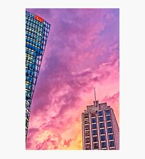 DB-Tower and Adlon Hotel Photographic Print