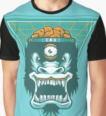 Irradiated Gorilla No. 2 Graphic T-Shirt