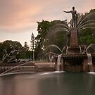 Archibald Fountain by Werner Padarin