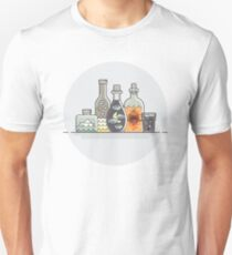 Things and bottles T-Shirt